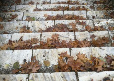 Πέτρινα σκαλοπάτια